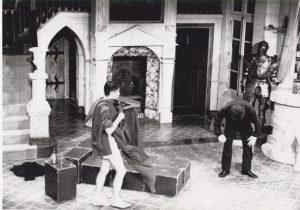 Igor Futterer - 25 février 91-Première audition cours Viriot-1