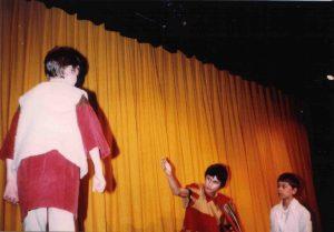 Igor Futterer - Atelier Théâtre de Ménilmontant - Jean-le-fou - 1982