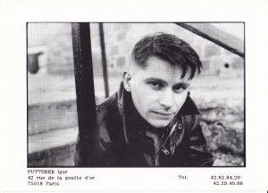 Igor Futterer - Flyer 1994