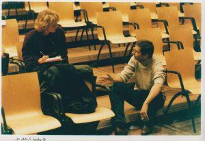 Igor Futterer - La cigogne n'a qu'une tête - Premier Passage TV FR3 Alsace -1998