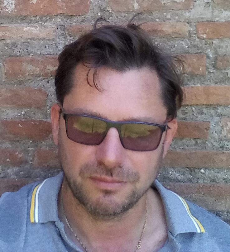 Igor Futterer Temple de Vespasien Pompéi 2018