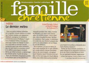 La Nord-Sud - Igor Futterer - Famille Chrétienne - 2008