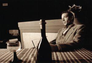 La cigogne n'a qu'une tête Igor Futterer Eric Charon Portrait Théâtre de Ménilmontant 1997