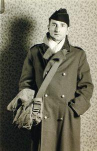 La cigogne n'a qu'une tête Igor Futterer Eric Debrosse Portrait Théâtre de Ménilmontant 1997
