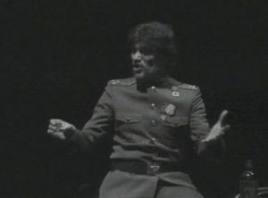 La cigogne n'a qu'une tête Igor Futterer Eric Jansen Théâtre de Ménilmontant 1996
