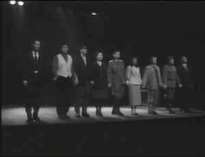 La cigogne n'a qu'une tête Igor Futterer Théâtre de Ménilmontant 1996-2