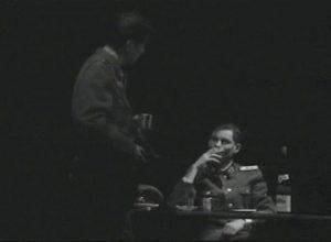 La cigogne n'a qu'une tête Igor Futterer Théâtre de Ménilmontant 1996