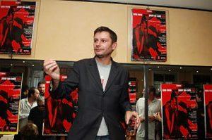 Une rose rouge pour un café noir Igor Futterer Dédicace Maison des Auteurs SACD 2005